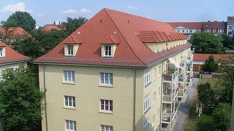 "Wohnkomplex – ""Äußere Neustadt"""